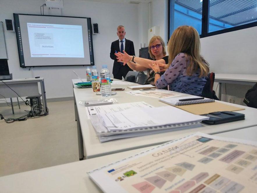 Co.Tutor lanza un informe de buenas prácticas de aprendizaje en empresas en Europa y detecta barreras para las pymes españolas e italianas